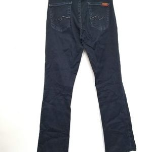7 for all Mankind size 29 Kimmie Bootcut Jeans